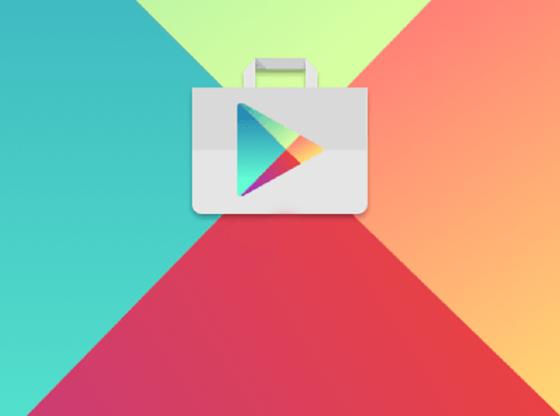 L'immagine raffigura il logo del Play Store Android