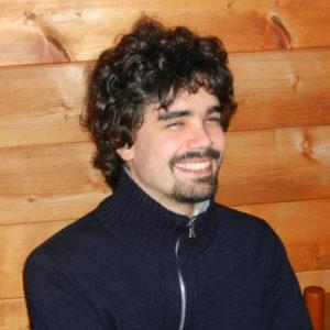 L'immagine mostra Lorenzo Montanaro